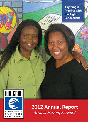 Nonprofit Connections Annual Report, Printing Delaware Brochures